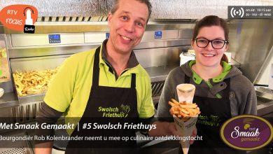 Photo of Radio – Met Smaak Gemaakt #5 Swolsch Friethuys