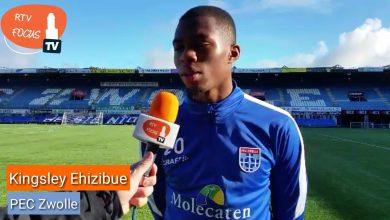 Photo of Voorbeschouwing met Kingsley Ehizibue. PSV – PEC Zwolle.