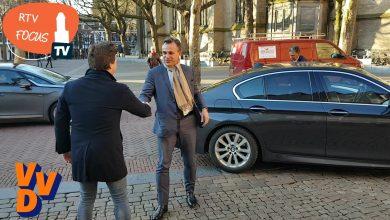 Photo of Haags bezoek voor de lokale VVD fractie