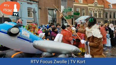 Photo of Video – Carnavalsoptocht  Sassendonk 2018 met veel laag overkomende vliegtuigen