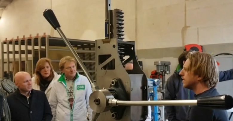Photo of Video – Landelijke bustour D66 bezocht Polymer Science Park Zwolle