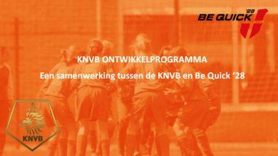 Photo of Be Quick uitgekozen door KNVB voor ontwikkelprogramma
