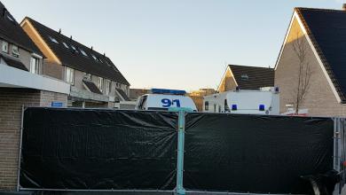 Photo of Politie vindt stoffelijk overschot in de woning Van Zuylenware