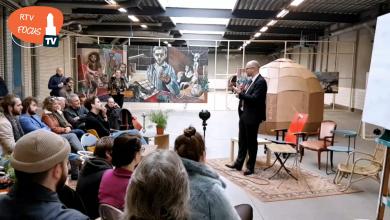 Photo of Video – Kunstenaars tonen werk in oude brandweerkazerne Harm Smeengekade