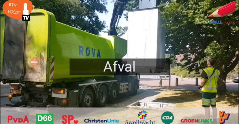 Photo of Video – Mini-docu Afval #ZwolleKiest