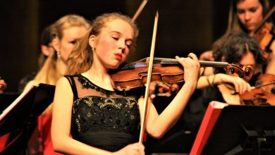 Photo of 9e Britten Concours voor violisten in ArtEZ