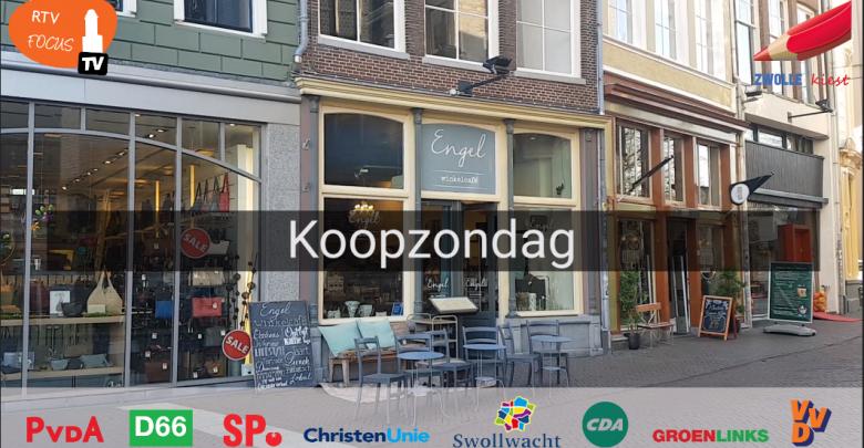 Photo of Nieuwe coalitie vraagt winkeliersvereniging binnenstad om voorstel koopzondagen / winkeltijden