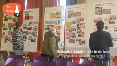 Photo of Expositie 'Nooit meer in de kast' tijdens Week van Zorg en Welzijn moet meer openheid creëren voor 'roze ouderen'.