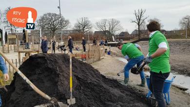 Photo of Video – VVD Zwolle steekt de handen uit de mouwen bij De Stadshoeve