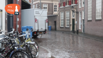 Photo of Video – Binnenstadbewonersvereniging en D66 Zwolle pleiten voor emissievrije bevoorrading van winkels