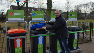 Photo of Video – Feestelijke start afval scheiden op Wareweide