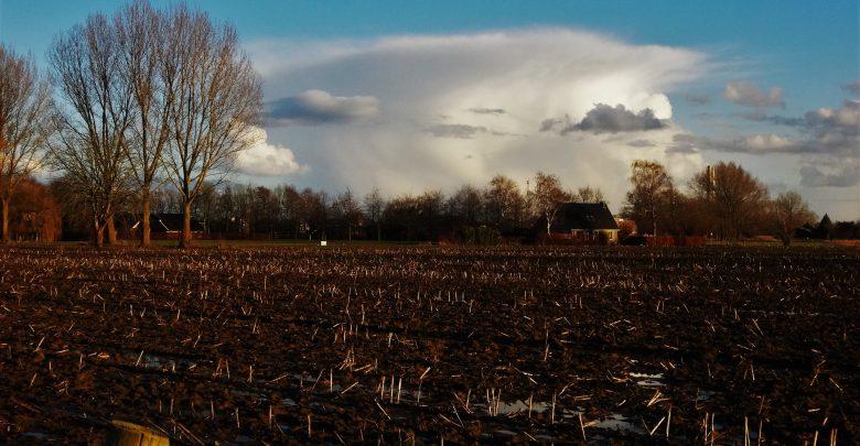 Photo of Enkele buien en stevige wind