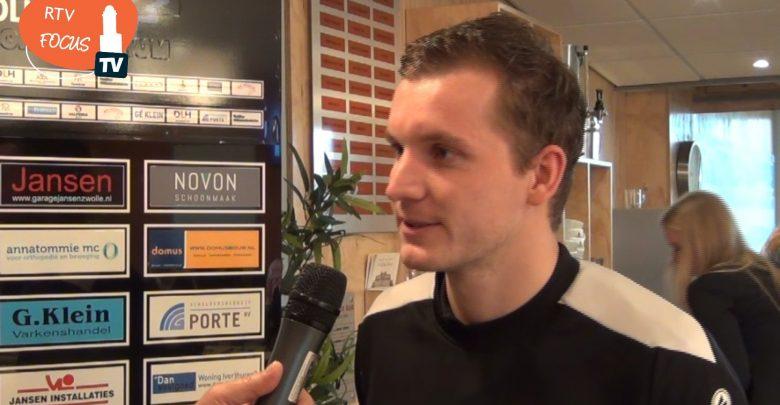 Photo of Video – Bjorn Bakker blikt terug op de wedstrijd van vv Berkum tegen Zuidvogels