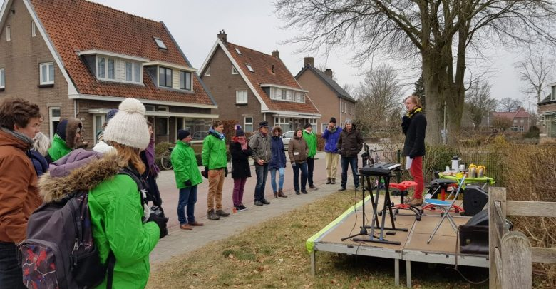 Photo of Video – Verhalenkaravaan GroenLinks Zwolle: 'Soms moet je even in een bak met warm water staan'