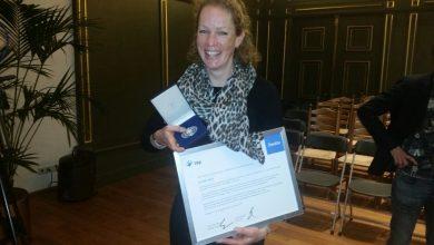 Photo of Wielrenster Kirsten Wild krijgt erepenning gemeente Zwolle
