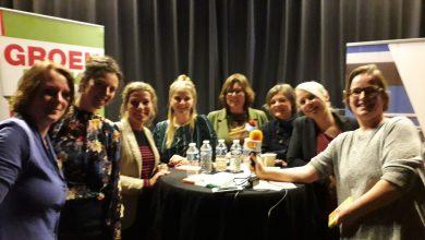 Photo of Radio – Gelijkwaardig politiek debat tijdens Internationale Vrouwendag