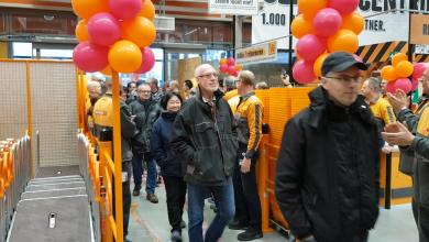 Photo of Feestelijke opening Hornbach Zwolle