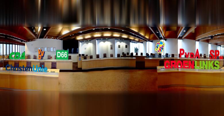 Photo of Livestream en 360 º view – Zetelverdeling en installatie raadsleden