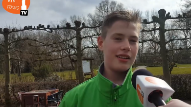 Photo of Video – Twijn-leerlingen, burgemeester, wethouders en vele anderen aan de klus tijdens NL Doet