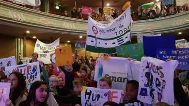 Photo of Video – Parkschool wint Grote Zwolse Verkeersquiz 2018; Zuidster heeft mooiste spandoek