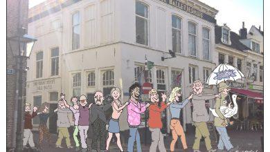 Photo of Sluit je gratis aan bij de bijzondere stadswandeling Zwaan Kleef Aan