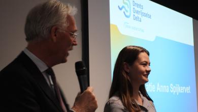 Photo of Video – 16-jarige Anna nieuwe jeugddijkgraaf van Nederland