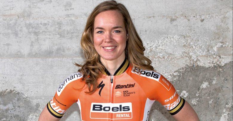 Photo of Van der Breggen slaat weer toe in Waalse Pijl