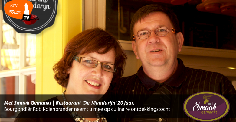 Photo of Radio – Met Smaak Gemaakt #11 Restaurant 'De Mandarijn' 20 jaar