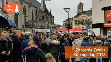 Photo of Zo vierde Zwolle Koningsdag 2018