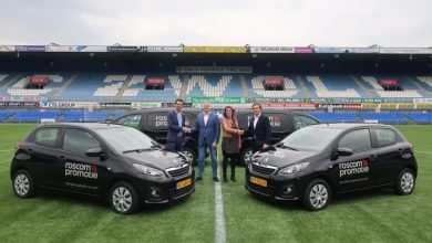 Photo of Roscom Promotie nieuwe broeksponsor PEC Zwolle
