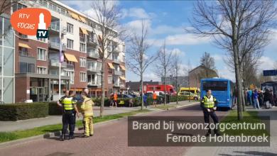 Photo of Video – Bewoners Woonzorgcentrum Fermate tijdelijk geëvacueerd vanwege brand