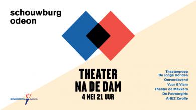 Photo of Groot Zwols programma Theater Na de Dam 2018