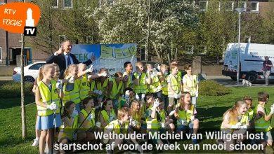 Photo of Video – Leerlingen Koningin Emmaschool hebben lol tijdens opruimen zwerfvuil