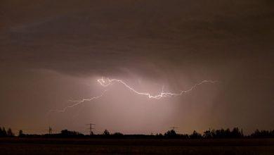 Photo of Kans op stevige regen- en onweersbuien