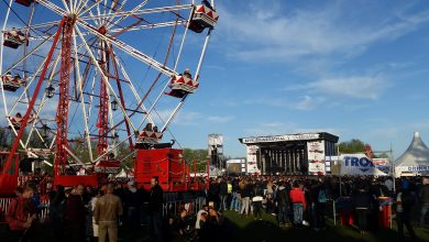 Photo of Davina Michelle, DI-RECT, Dirty Daddies, Kraantje Pappie en meer op Bevrijdingsfestival Overijssel 2020