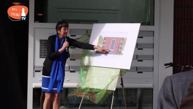 Photo of Video – Opening nieuwbouwappartementen Bachlaan