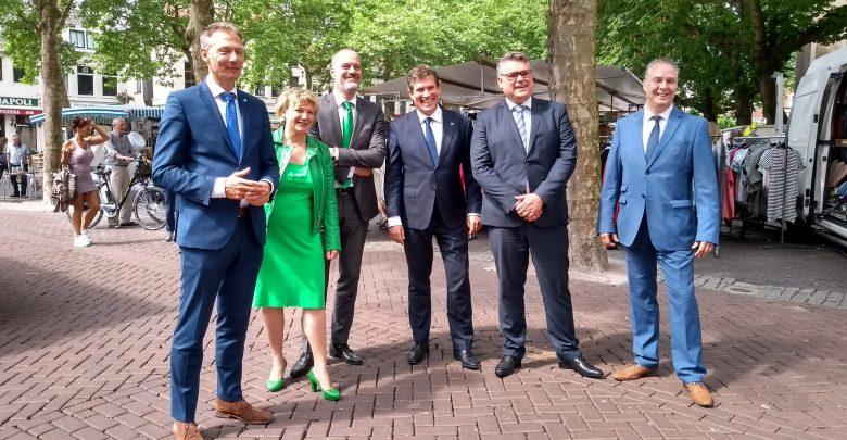 Photo of Dit zijn de 'beoogde' nieuwe wethouders en hun portefeuilles #Zwolle