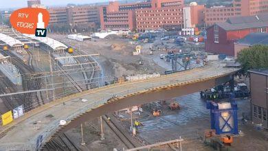 Photo of Video – Busbrug operatie succesvol verlopen
