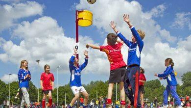 Photo of Korfbalvereniging Oranje Zwart neemt voortouw bij geven clinics op Zwolse basisscholen