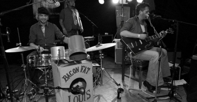 Photo of Bacon Fat Louis opent Bluesworld Pub