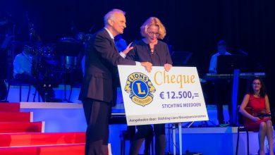 Photo of Zwolse Lions schenken 12.500 euro aan Stichting Meedoen