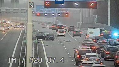 Photo of Dronken automobilist veroorzaakt ongeval op A28 en vlucht