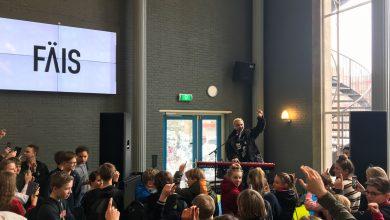 Photo of FÄIS geeft een feestje op het Thomas a Kempis College