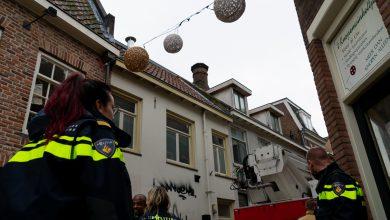 Photo of Schoorsteenbrand bij Plantagekerk blijkt loos alarm