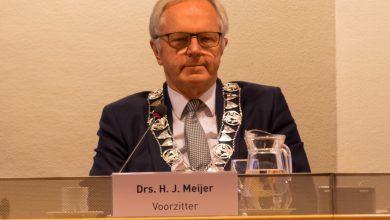 Photo of Hoe zit het eigenlijk met de opvolging van burgemeester Henk Jan Meijer