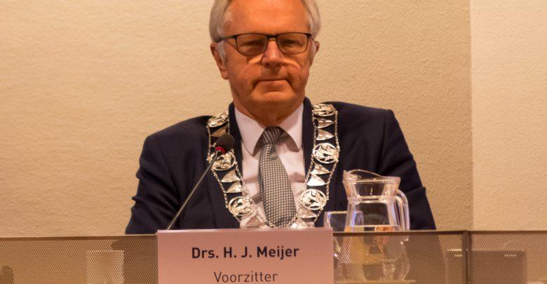 Photo of Henk Jan Meijer nieuwe voorzitter Raad van Toezicht Kennispoort