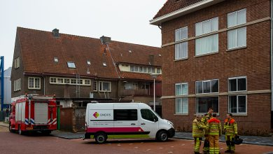 Photo of Appartementencomplex in Kamperpoort zonder verwarming door gaslek