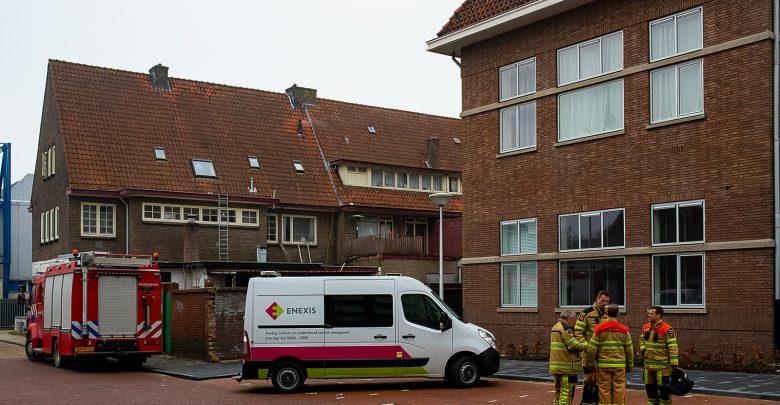 Photo of Appartementencomplex in Kamperpoort zonder verwarming door gaslek