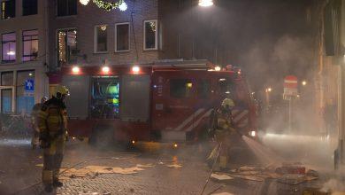 Photo of Voor deze branden rukte de brandweer uit tijdens oudjaar in Zwolle
