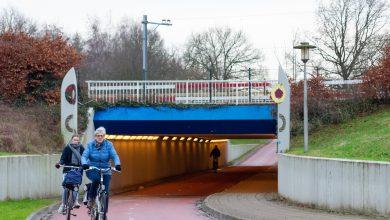 Photo of Hortensiatunnel tijdelijk buiten gebruik